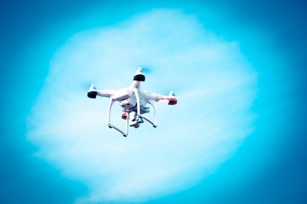 無人機偵查蒐證